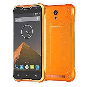 Generic Blackview BV5000 Waterproof Phone 16GB, IP67 Waterproof, Shockproof, Dustproof, 5.0 inch Android 5.1, MTK6735P Quad Core 1.0GHz, RAM: 2GB, Network: 4G(Orange)