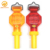 High Quality Traffic Safety Road Barricade Single Battery Warning Light