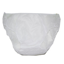 Dipsosable non woven men portable paper panties