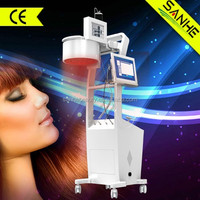 Wholesale LLLT best laser hair loss treatment machine/ china hair growth oil