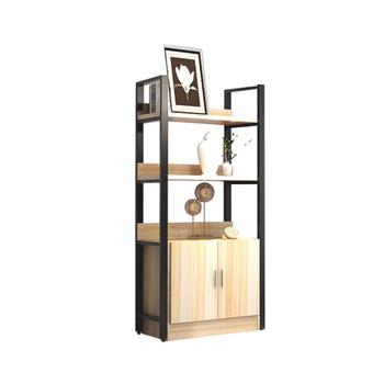 cheap wood melamine bookcases bookshelves with ladder buy steel rh alibaba com short bookshelves bookcases IKEA Bookcases