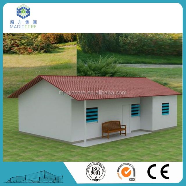 low cost prefab home seismic resistance casas modulares china