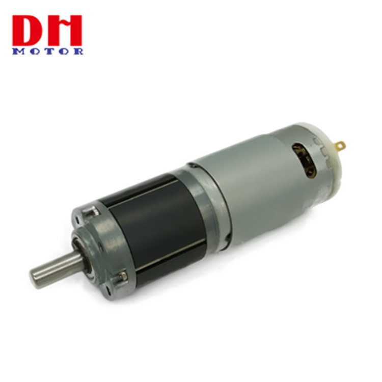28P395 PMDC 28mm 12V Planetary Gear Motor Apply in Power Tool and Smart Homes