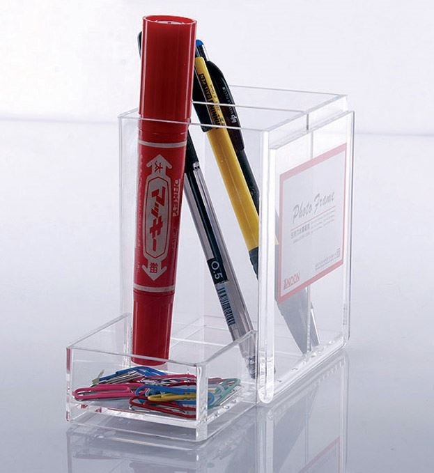 Factory Direct Price Desktop Acrylic Display Stand Acrylic Cosmetic Display