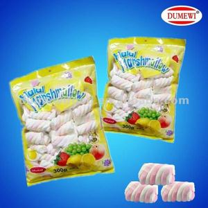 Delicious Halal Twist Bulk Marshmallows candy