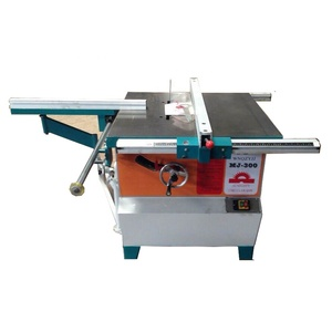 Left Tilting Arbor Riving Knife 10 Table Saw Combination of Sliding Panel And Cabinet Saw