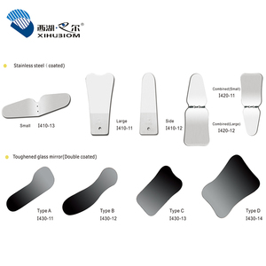 Orthodontic dental mirror for photograf,dentist mirror metal