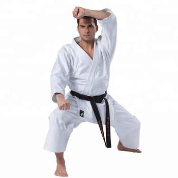 Martial Arts Wear Karate Gi Karate Uniform For Beginners Kumite And Elite -  Buy Polycotton White Or Black Karate Sports Wear,Professional Karate Gi