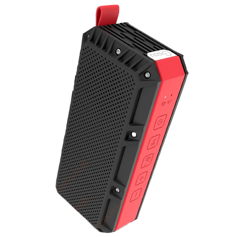 2017 trending products waterproof bluetooth speaker with micro usb rechargeable