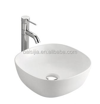 Round Design Ceramic Art Basin/bathroom Vanity Basin (bsj-a8502 ...