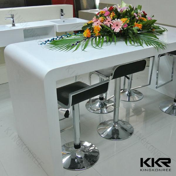 Super White Color Long Sizes Bar Table,Long Narrow Bar Tables   Buy Super  White Color Long Sizes Bar Table Long Narrow Bar Tables,Super White Color  Long ...
