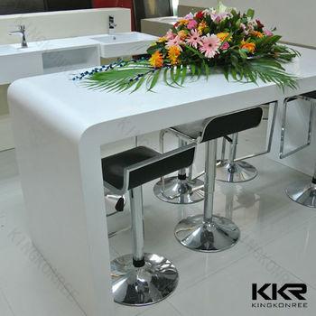 Super colore bianco lungo dimensioni tavolo bar lungo e stretto tavolini da bar buy super - Tavolo lungo e stretto ...