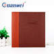 GuanMei Leather DIY Photo Album With Post Bound 20 Sheets DIY mount sticker photo album