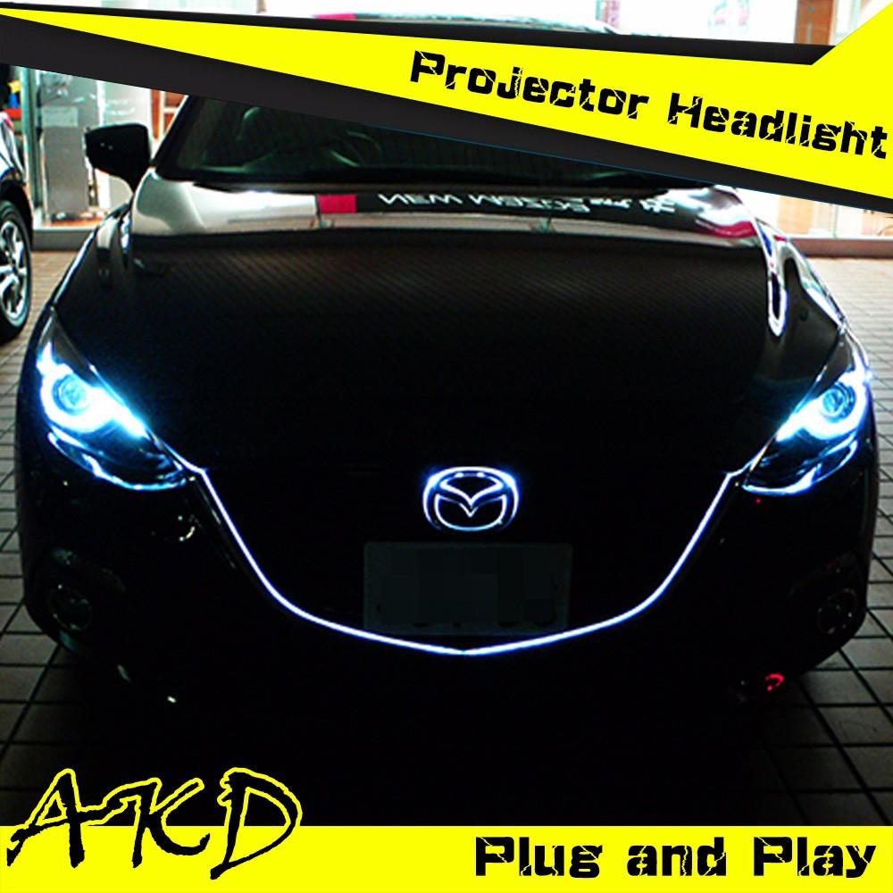 2015 Mazda 3 Hid Headlights Auxdelicesdirene Com