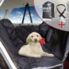 waterproof quilted unquilted non-slip dog car hammock for pet car seat cover CSC