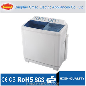 Large wash-tub plastic clothes washing machine exporter with CB