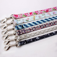 No minimum order China OEM polyester pet lead for dog wholesale