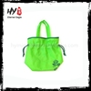 Customized jute drawstring bags with high quality