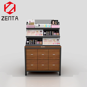 ZENTA Makeup Stand Mac Cosmetic Display For Shop