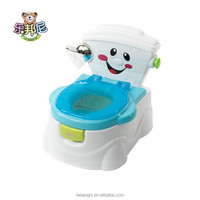 Musical Plastic Baby Potty Chair