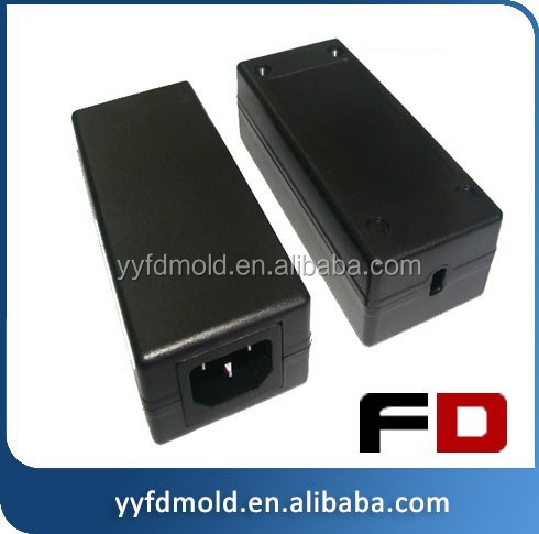 Injection plastic adapter shell mould