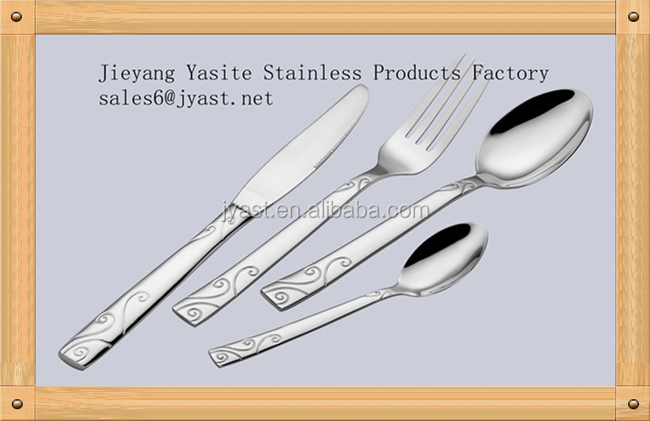 new products 2015 innovative product 16pcs ceramic cutlery, stoneware dinner set with beautiful embossment