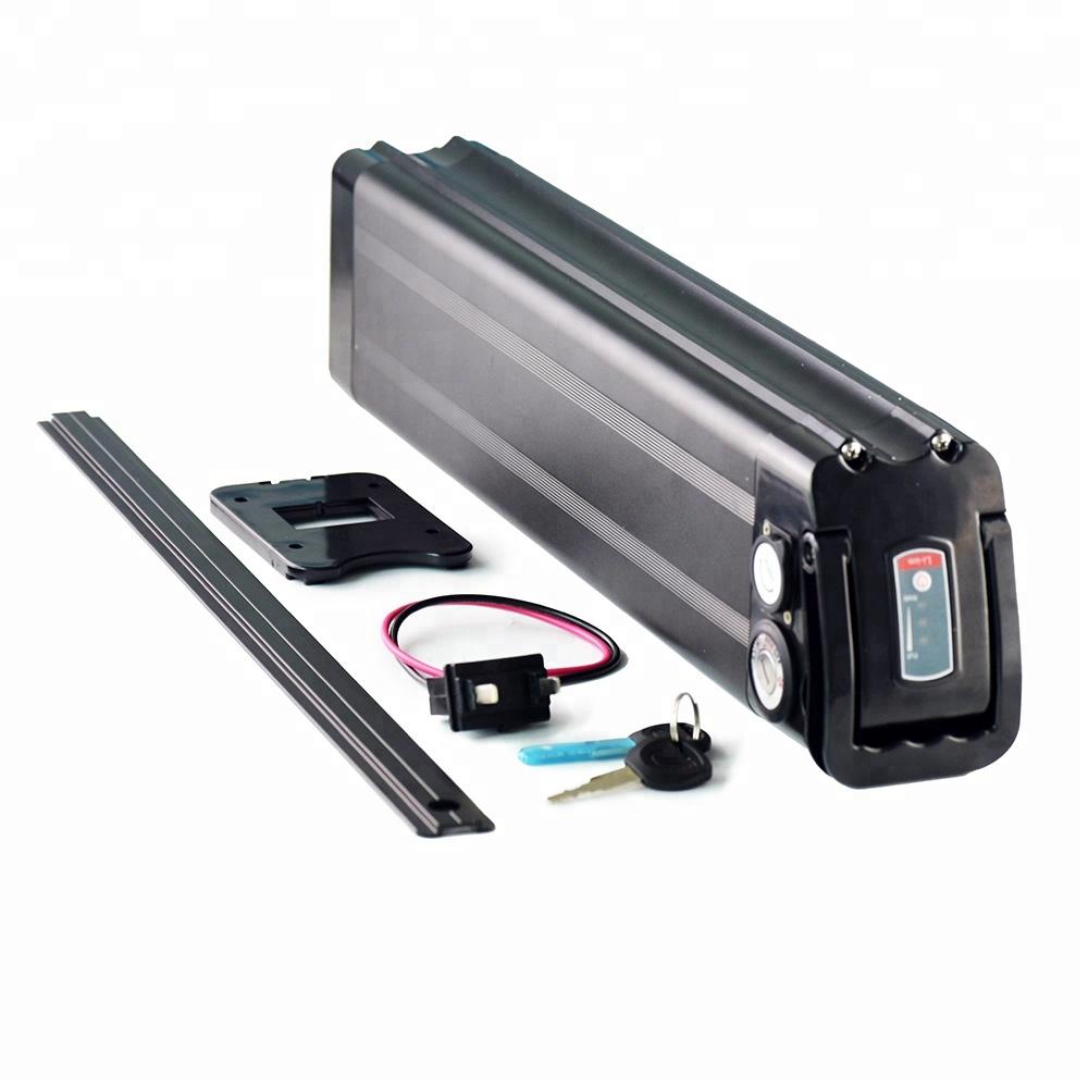 Silver fish ebike battery pack 48v 20ah