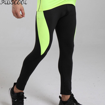 2018 Running Compression Tights Sportswear Workout Leggings Fitness Men Yoga pants