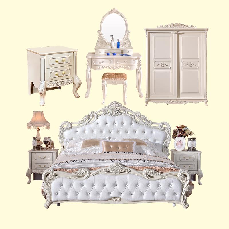 Luxury Royal Girl Shadow White Bedroom Furniture Suite Sets - Buy Luxury  Girl Bedroom Sets,Bedroom Furniture,Suite Girl Bedroom Product on  Alibaba.com