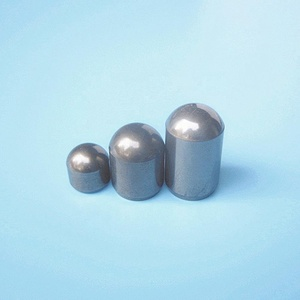 tungsten carbide button for rock drilling DTH bit & button bits with manufactory price