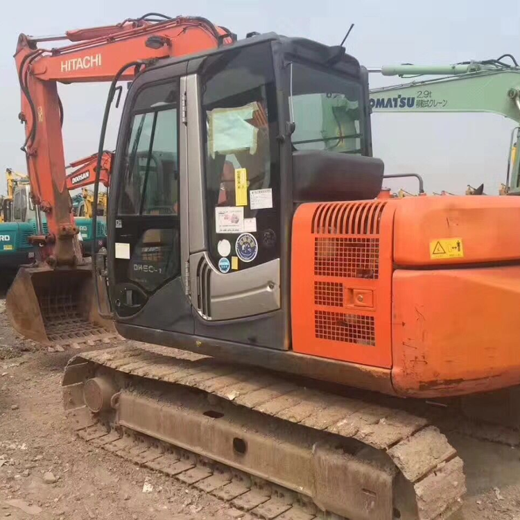 Hot Sale Earth-moving Machine Hitachi ZX70 Used Excavator For Sale