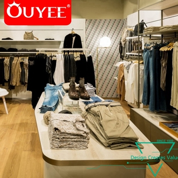 Cloth Shop Interior Design Ideas For Women Clothing Shop - Buy Cloth ...