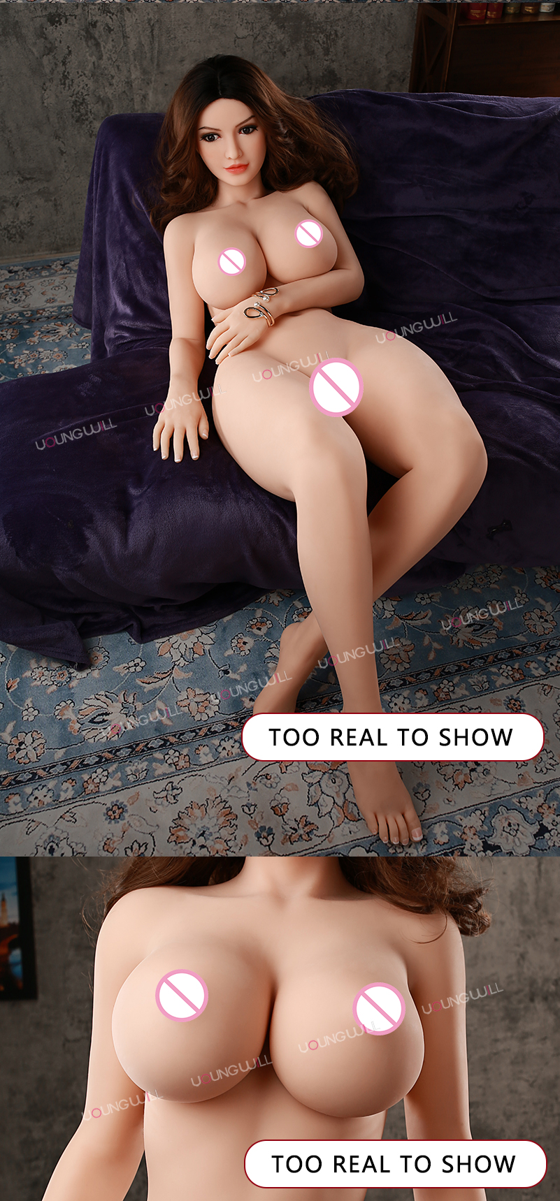 163cm new hot Fat Silicone big ass big breast TPE SexDoll with busty  Body real sex doll Love Doll Silicone Sex doll for man sex