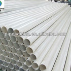 PVC Sewer Pipes and Fittings
