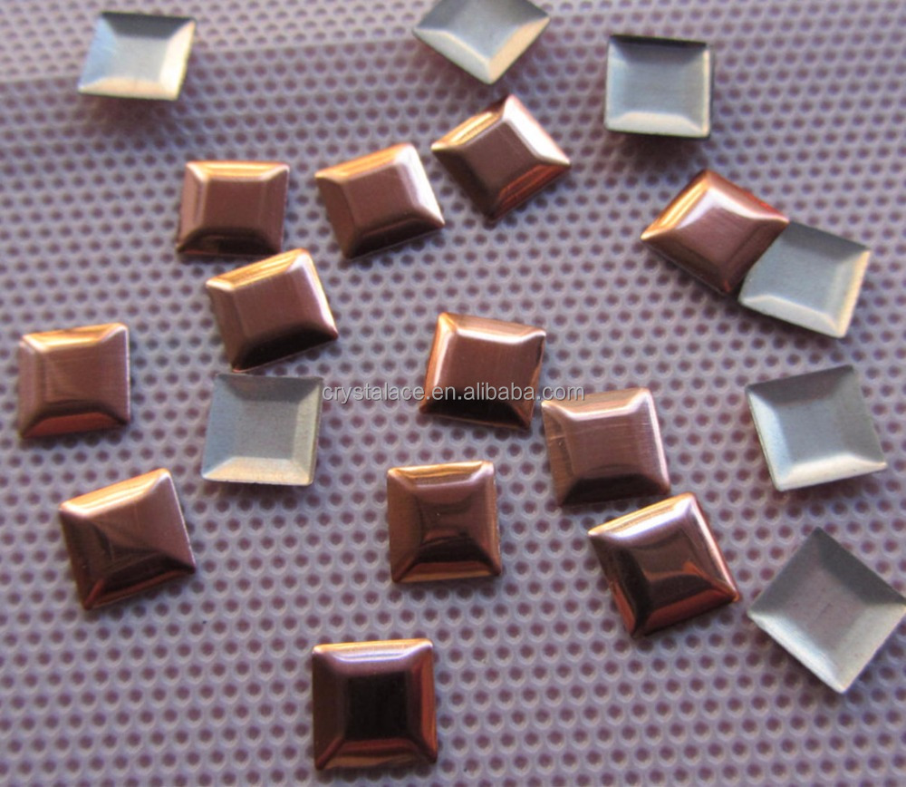 Factory wholesale hot fix heat transfer nailhead studs,OEM heat transfer patterns