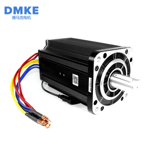 Customized 5kw brushless dc electric motor generator 72 v 5000 w
