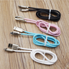 2017 newest Zinc Alloy Q Spring Fast Sync Charging Micro USB Data Cable