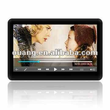 Manufacture MP5 Player with 4.3 inch touch screen