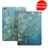 Shockproof color print Ultra thin pu leather Joy color case for Ipad mini4 for ipad smart connector accessories
