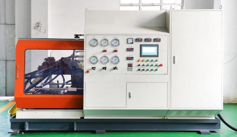 75KW 90KW 110KW hydraulic piston pump test bench hydraulic pump test bench