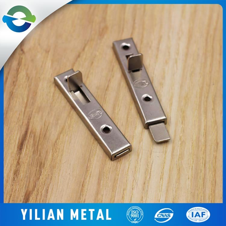 Supply Low Price Cabinet Door Latch China Sliding Bolt Lock Metal