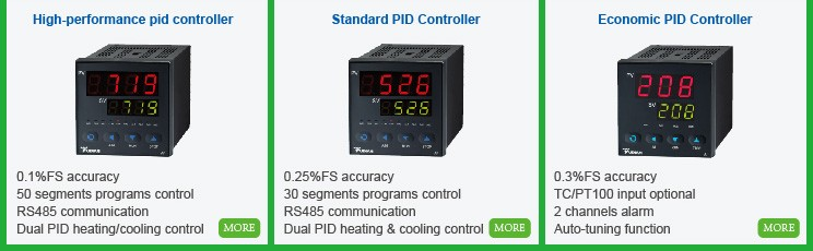 AI-208 industrial temperature thermostat