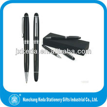 2014 Metal Ball Pen Double Pen In Box For Promotional Gift
