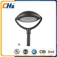 High quality easy installation warm white ip65 led garden light