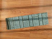 zinc alloy plating fire resistant decorative wall panel