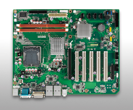 AIMB-767G2-00A2E Advantech Intel Core 2 Quad ATX industrial motherboard