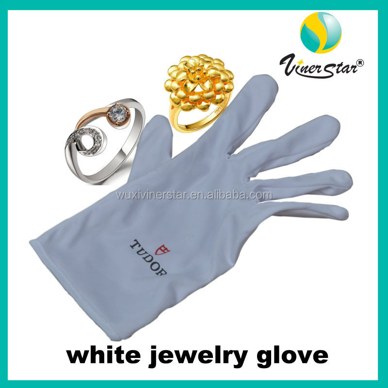 high quality microfiber suede fabric gloves