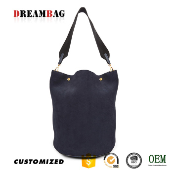 Dreambag Oem Suede Bucket Las Taiwan Handbags