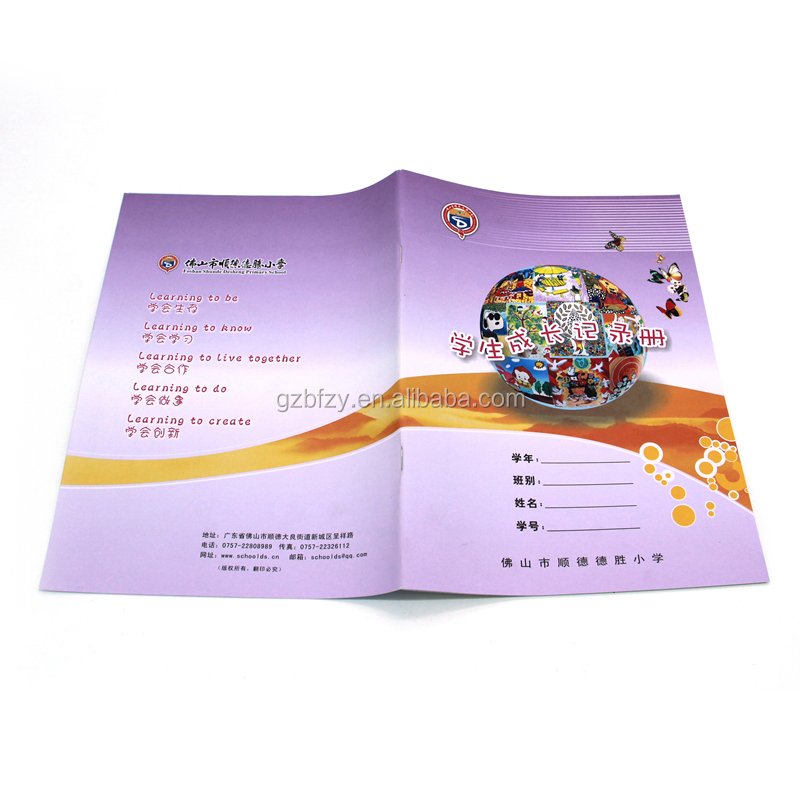 Daily Use Product Student Paper A5 Notebooks Exercise Printing School Books