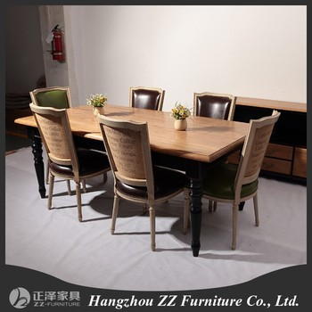 Miraculous Huge Solid Pine Extending Dining Table And 6 Chairs French Style Shabby Chic Buy Solid Wood Antique French Style Dining Table Oval Solid Wood Dining Short Links Chair Design For Home Short Linksinfo